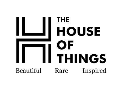 The House of Things Logo design identity houseofthings mumbai india studio logo branding