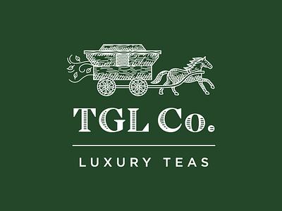 TGL Co. Branding chai story flavours studio india mumbai logo design tea organic graphic design branding logo