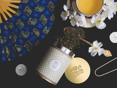 TGL Co. Applications logo applications graphic design branding logo india mumbai flavours packaging organic tea