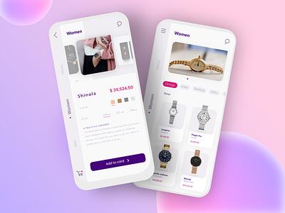 jewelry uidesigns uxdesign ux uiux design uiux uidesign uidaily ui design app