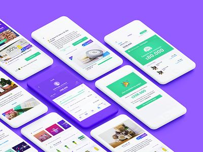 Elenas ux ui app startup