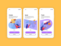 Email App Onboarding