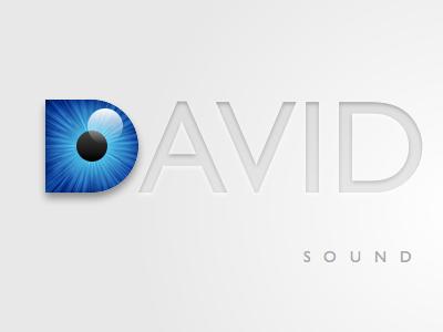 David Bowie CSS3 oddballs typography type eyes bowie david css3