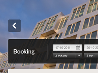 Detail booking
