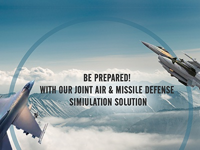 Defense modeling, simulation & analysis design mount font magazine screen print analysis simulation modeling defense a4 poster