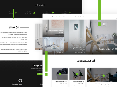 Magazine - Moubader features steps comments post blog video about magazine