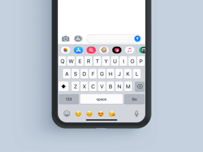 How We Can Improve Emoji Typing In Iphone X Keyboard