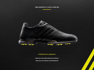 Adidas Advertisement - Porsche Design Shoes by William Biron on ...