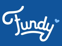 Hand Lettering Fundy