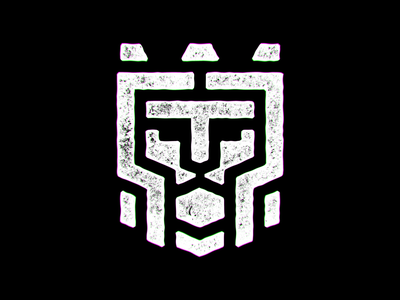 Leoking negative space logo negative space negativespace black and white black  white lion head lion king lion logo lions lion