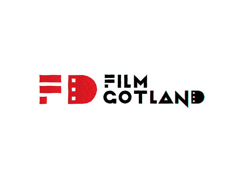Film Gotland logotype logos logo filmmaking filming cinematography