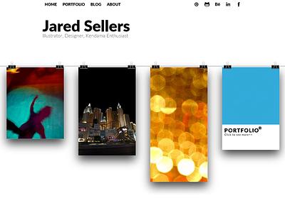 Web Portfolio Reboot webfolio website portfolio sass github jekyll