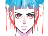 Watercolor Brush Test