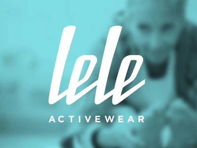 LeLe Activewear Logo