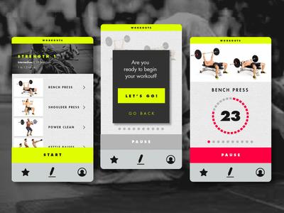 Oss: A Jiu Jitsu Training App