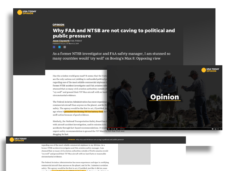 USA TODAY Opinion Color Exploration yellow gray label navigation bar header video website website design web design user experience ux branding color exploration labelling opinion article news today usa usa today