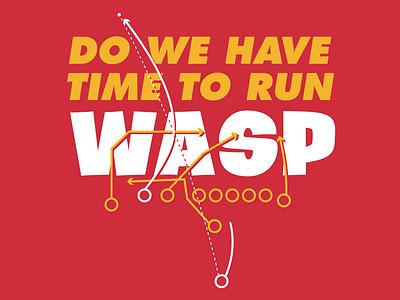 SB LIV superbowl wasp kc chiefs