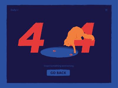 Daily UI #008 – 404 Page web design 404 page ui 005 dailyui