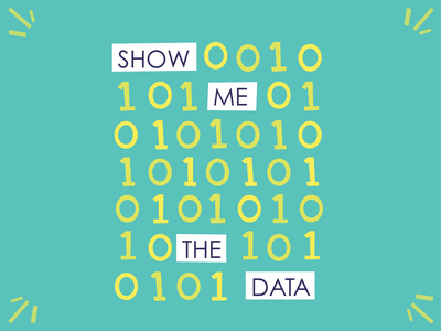 Show Me The Data 1
