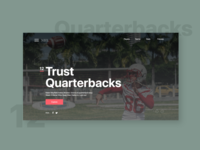 Quarterbacks - Responsive Design