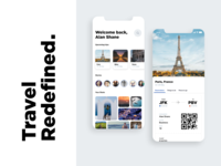 Travel App Concepts