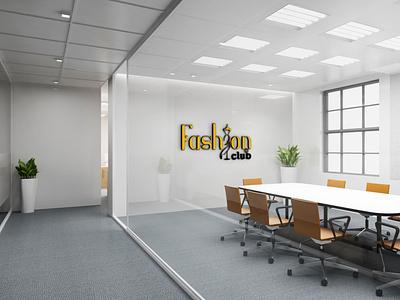Fashion Club Logo fashion logo design