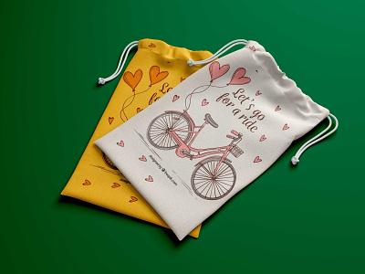 Tote Earring Pouch Mockup 1 scaled vector logo design illustration branding