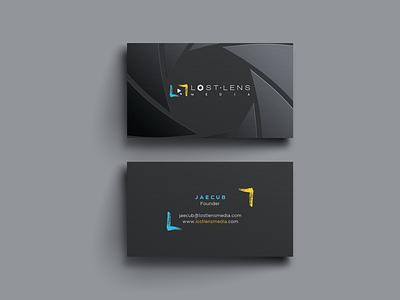 Marvelous Business Cards Design branding business card logo design illustration