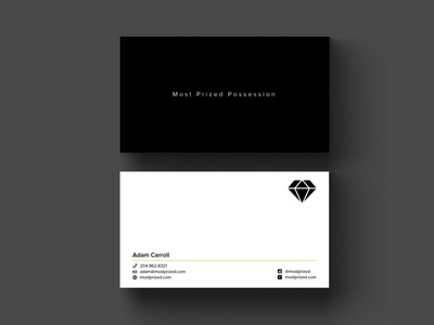 Chic Business Cards Design chic design new logodesign business card design freemockup mockup design logo business card