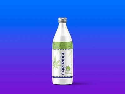 Freebies White Milk Bottle Mockup bottle modern new free mockup freebies bottle mockup