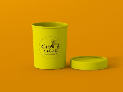 Chai Cup Mockup business vector illustration new branding ui animation logo 3d motion graphics graphic design typography icon amazing colorfull latest design mockup cup chai
