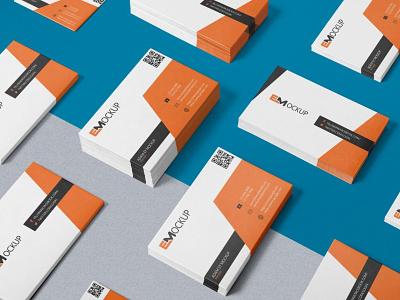 Ey Mockup Business Card Mockup stylish ui illustration vector new app typography classic latest images icon logo creative animation graphic design mockup card business eymockup free