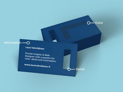 Personal Business Card 2