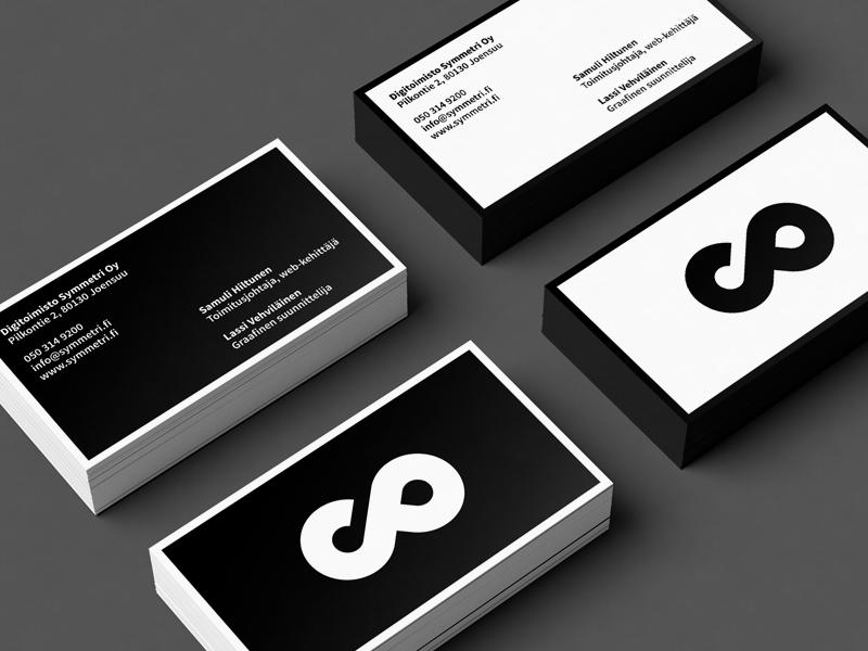 Symmetri card