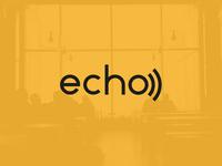 Echo Logo Concept