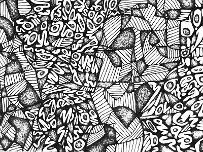 Find Me doodleart