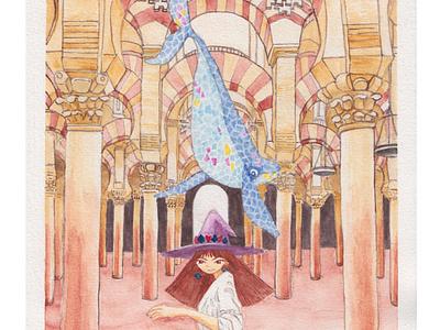 Mezquita 2_Toward the light