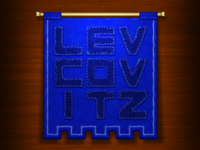Medieval flag personal logo [WIP]