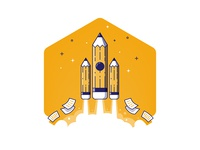 Education Accelerator Icon