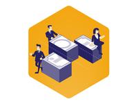 Multilateral Bargaining Illustration