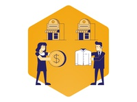 Value, Exchange,  Surplus Illustration