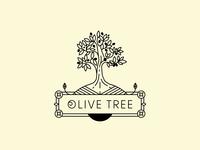 Olive Tree Monogram