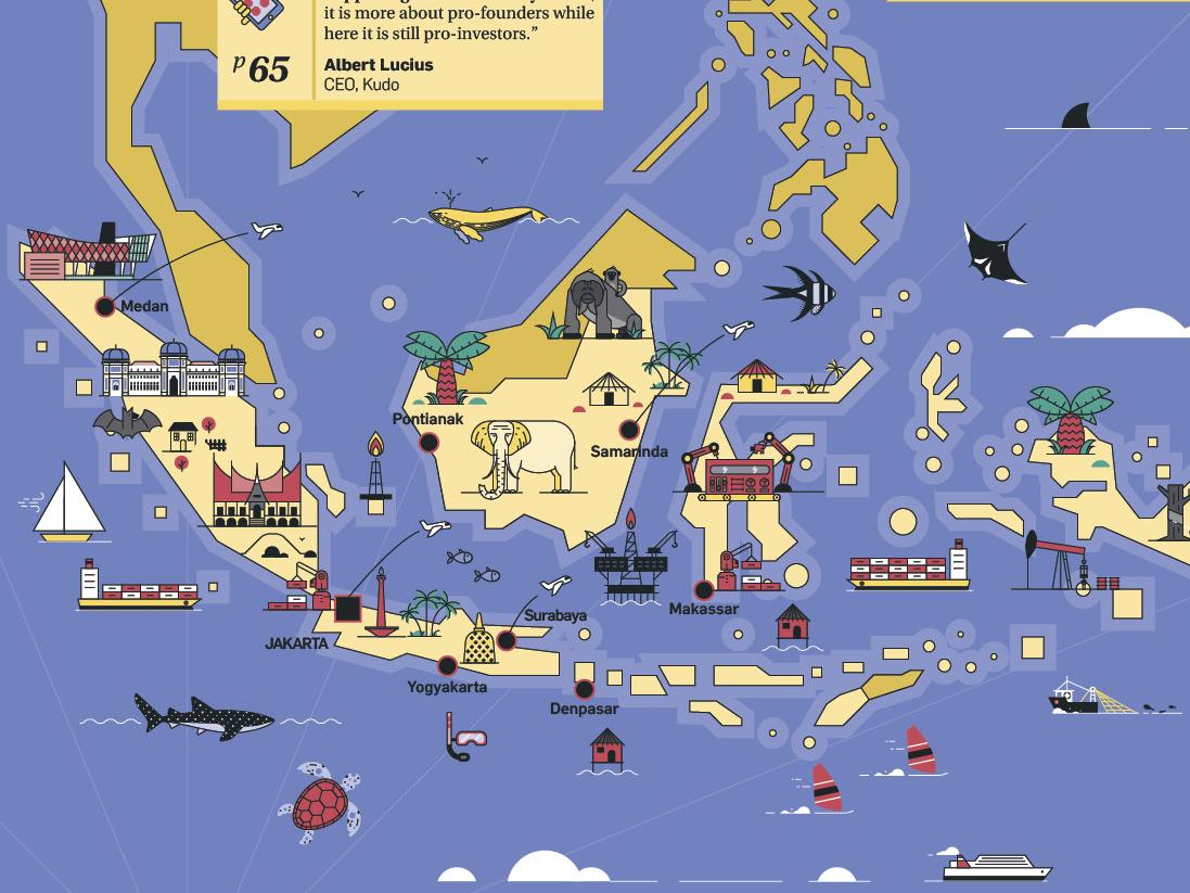 Indonesia Map Illustration by Kürşat Ünsal on Dribbble on arabia map, far east map, nigeria map, drc map, europe map, bali map, new zealand, papua new guinea map, israel map, irian jaya map, south korea, japan map, tunisia map, sumatra map, china map, the balkans map, mexico map, poland map, asia map, haiti map, latin america map, sri lanka map,