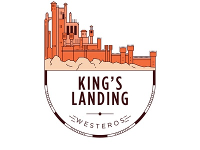 King's Landing Badge