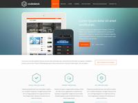 CodeDesk homepage