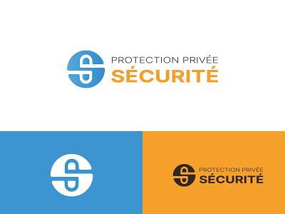 Logo Protection Privé Sécurité visual identity identity design identity brand identity brand design branding brand logotype logo