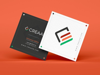 Créaam agency brand identity identity design branding logotype logo design logos logo