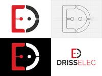 Logo DrissElec