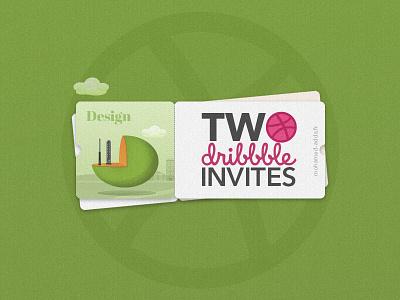 Invites Dribbble dribbble invites