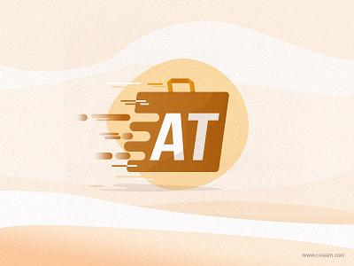 Illustration Eat creative design illustration brand logotype logo